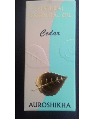 Cedar essential oil 10 ml