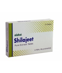 Shilajeet Tab 750mg